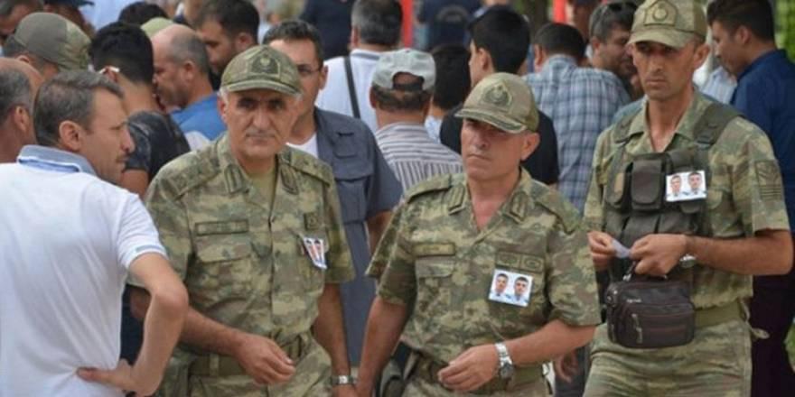 Şehit Korgeneral Osman Erbaş'a vefa! Yozgatlılar mezarına akın etti 1