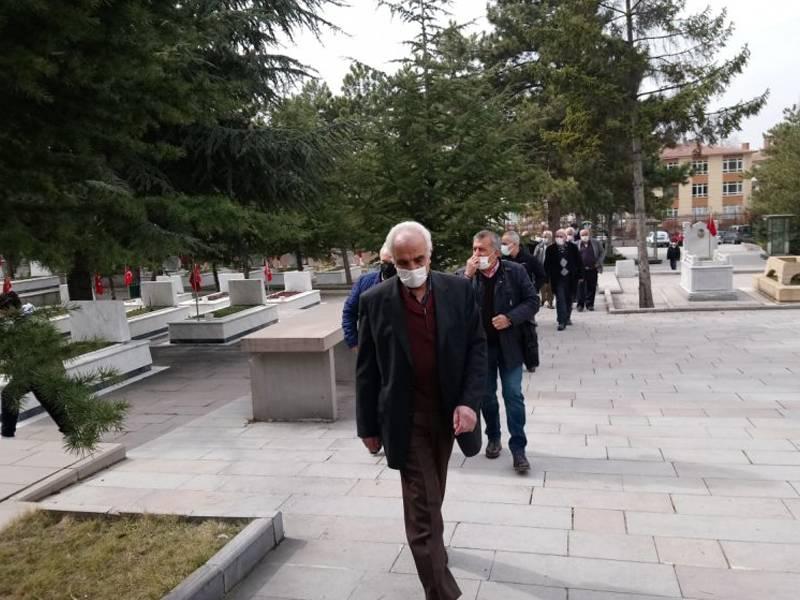 Şehit Korgeneral Osman Erbaş'a vefa! Yozgatlılar mezarına akın etti 2
