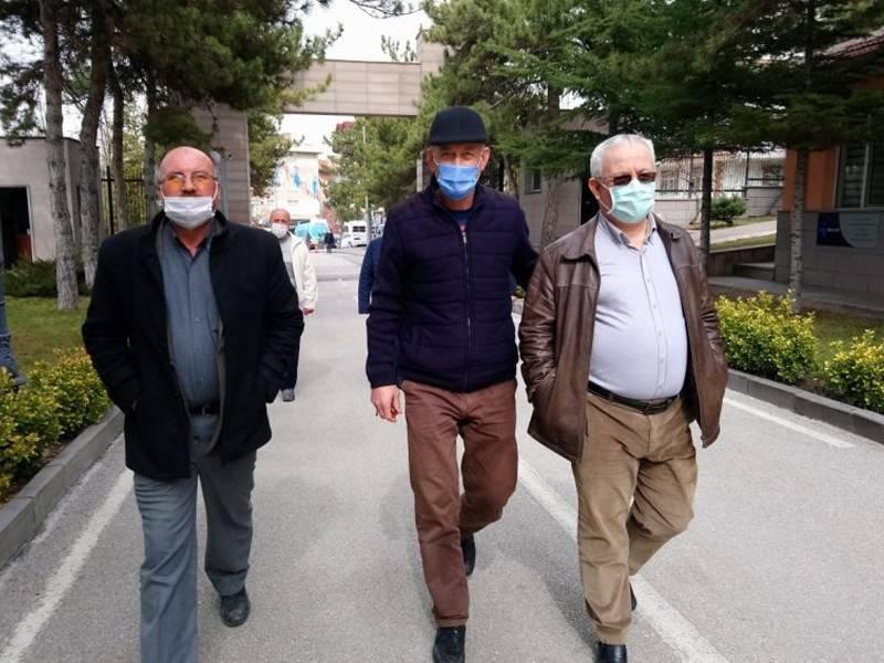 Şehit Korgeneral Osman Erbaş'a vefa! Yozgatlılar mezarına akın etti 4