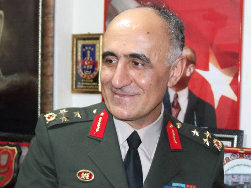 Şehit Korgeneral Osman Erbaş'a vefa! Yozgatlılar mezarına akın etti 5