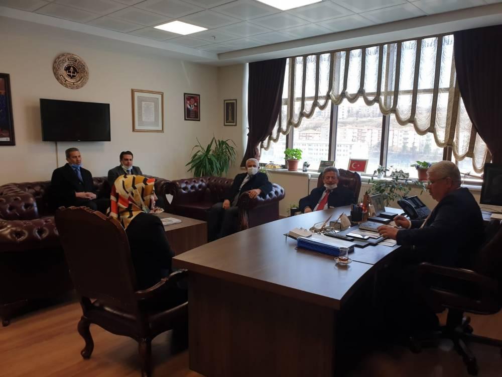 Ak Parti Yozgat İl Başkanı Yusuf Başer ziyaretlere hız verdi 3