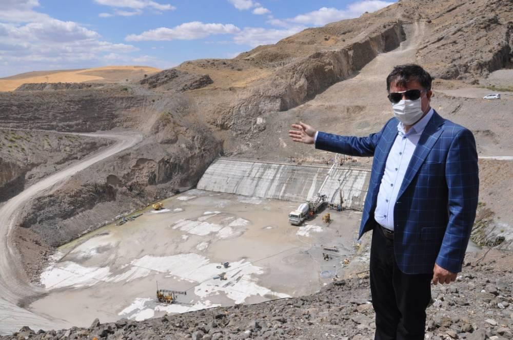 Ak Parti Yozgat Milletvekili Başer o projeyi paylaştı! Sona yaklaşıldı 1