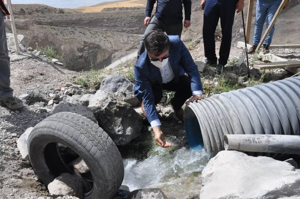 Ak Parti Yozgat Milletvekili Başer o projeyi paylaştı! Sona yaklaşıldı 2
