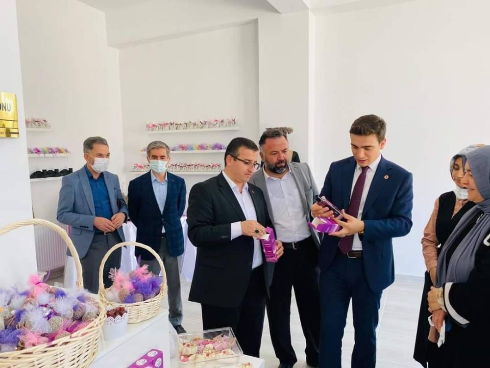 Başkan Eyyüp Çakır: Bundan sonra Çekerekli üretecek, Çekerekli kazanacak 3