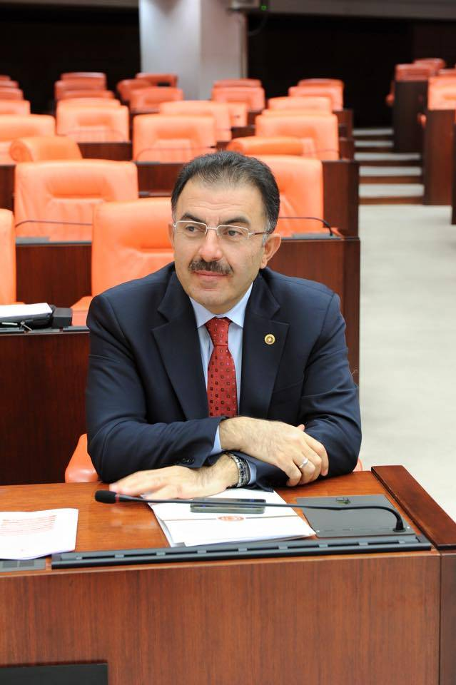 Ak Parti Eski Yozgat Milletvekili Bakan Yardımcısı oldu 3