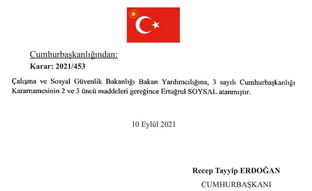 Ak Parti Eski Yozgat Milletvekili Bakan Yardımcısı oldu 4