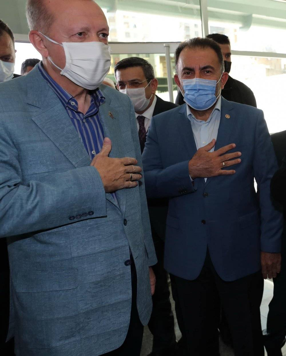 Ak Parti Eski Yozgat Milletvekili Bakan Yardımcısı oldu 5