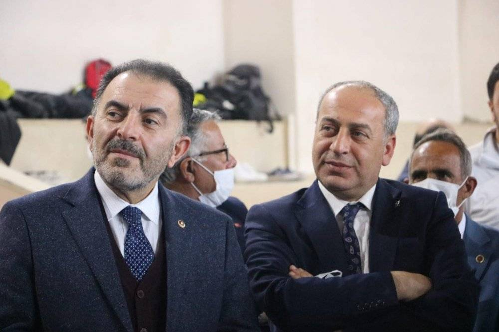 Ak Parti Eski Yozgat Milletvekili Bakan Yardımcısı oldu 6