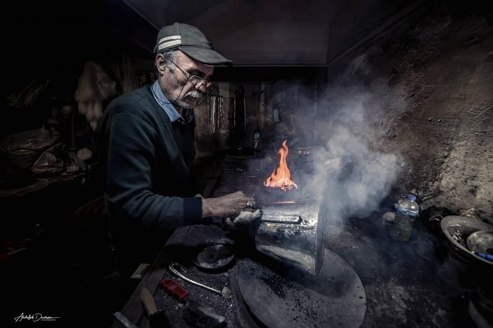 Fotoğraf Sanatçısı Abdullah Durman ile bir gün 17