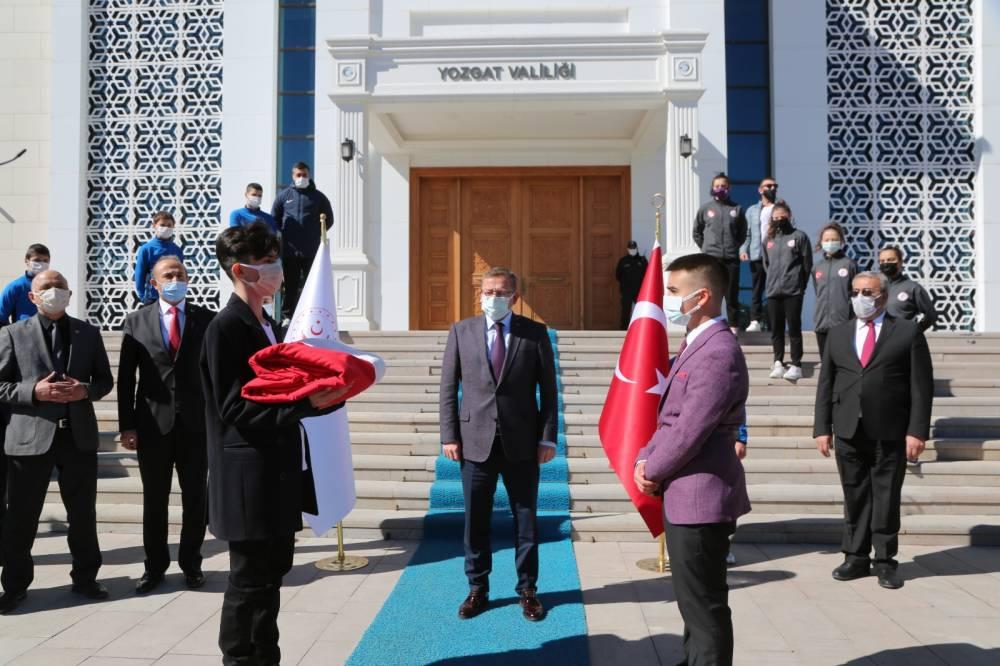 Anadolu gönül yolu: 81 genç 81 bayrak 1
