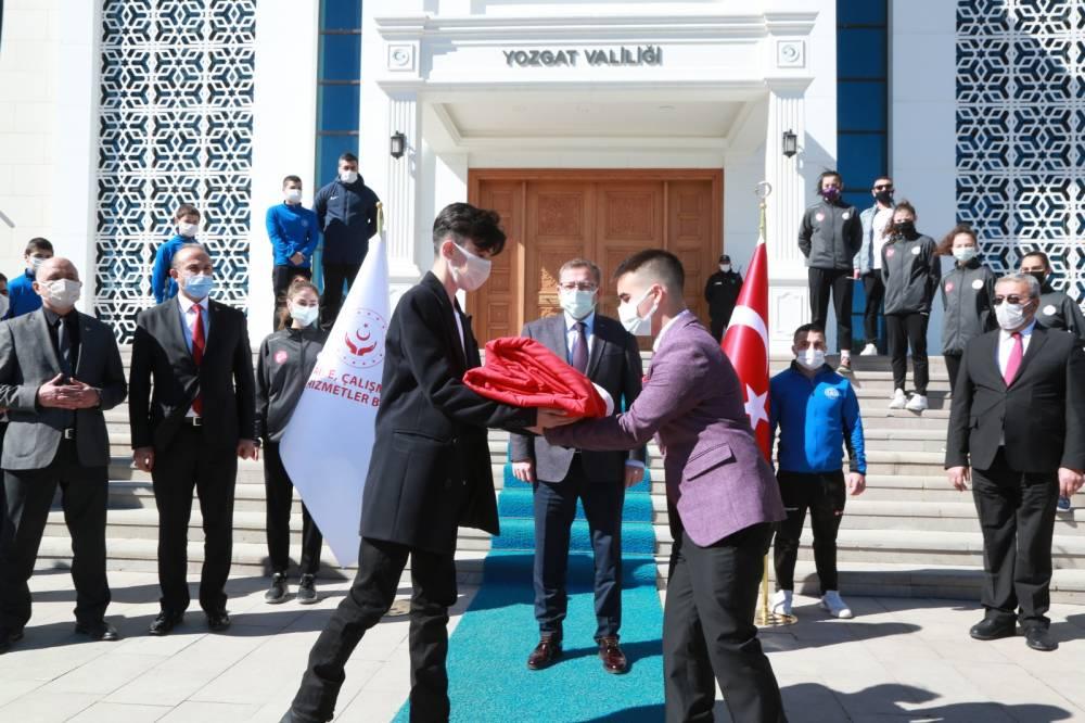 Anadolu gönül yolu: 81 genç 81 bayrak 2