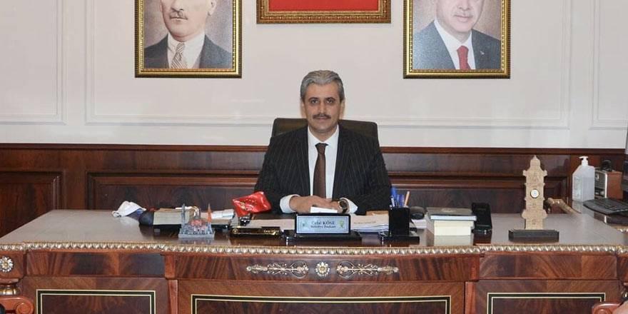 Belediye Başkanı Celal Köse Yozgatlıların merak ettiği projeyi açıkladı 1