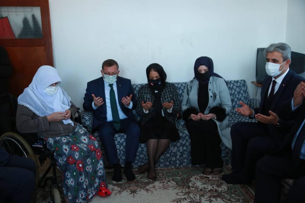 Tüm Yozgatlıları ağlatan ziyaret 2
