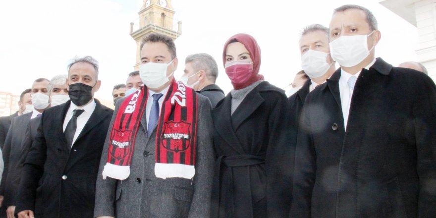 Ali Babacan Yozgat'a geliyor