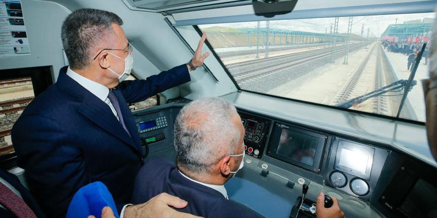 Yüksek Hızlı Tren Temmuz'da Yozgat'ta