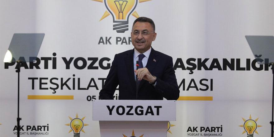 Yozgat'ta Ak Parti Teşkilat Buluşması