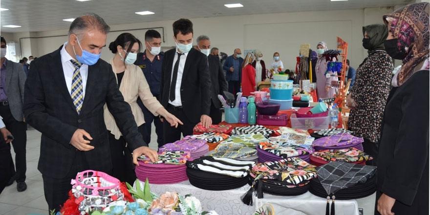 Sarıkaya'da kadın girişimi üretimi ve işletme kooperatifi kuruldu