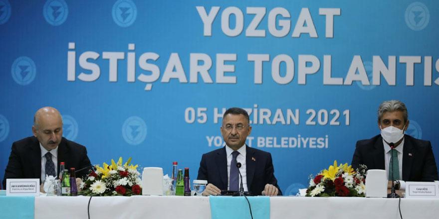 Yozgat'a yapılan yatırımlar istihdamı arttıracak