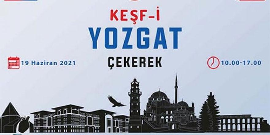 """SORGED'den """"Keşf-i Yozgat"""" projesi"""