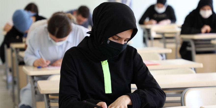Yabancı Uyruklu Öğrenci Sınavı yapıldı