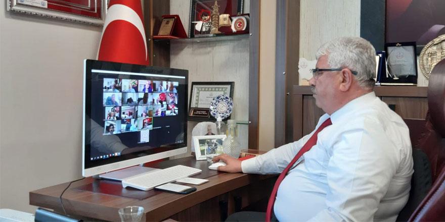 Yozgat İl Milli Eğitim Müdürü Yazıcı'dan eğitim değerlendirme toplantısı