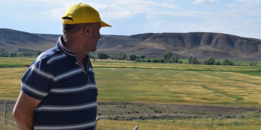 Yozgat'ta çiftçiler çıkmazda! Büyük zarara neden oldu