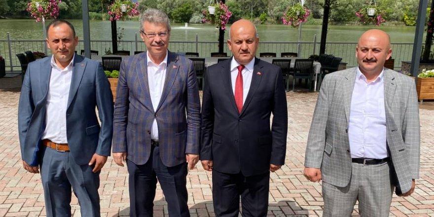 Yozgat'tan Kayseri Şeker'e çıkarma