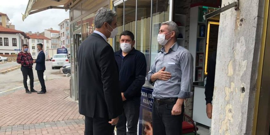 Belediye Başkanı Celal Köse Yozgat'ın nabzını tutuyor