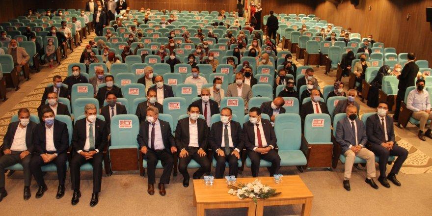 TÜGVA Yozgat'ta Ömer Yağmur yeniden başkan seçildi