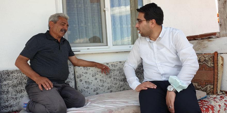 Ak Parti Yozgat Gençlik Kolları Başkanı: Sırtımızı yasladığımız çınarlar