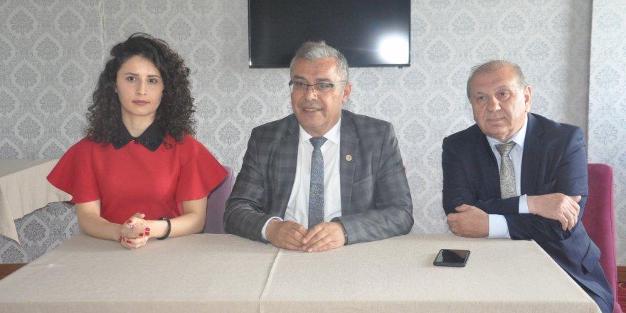 AYDEF Yozgat'a projeleri ile geldi