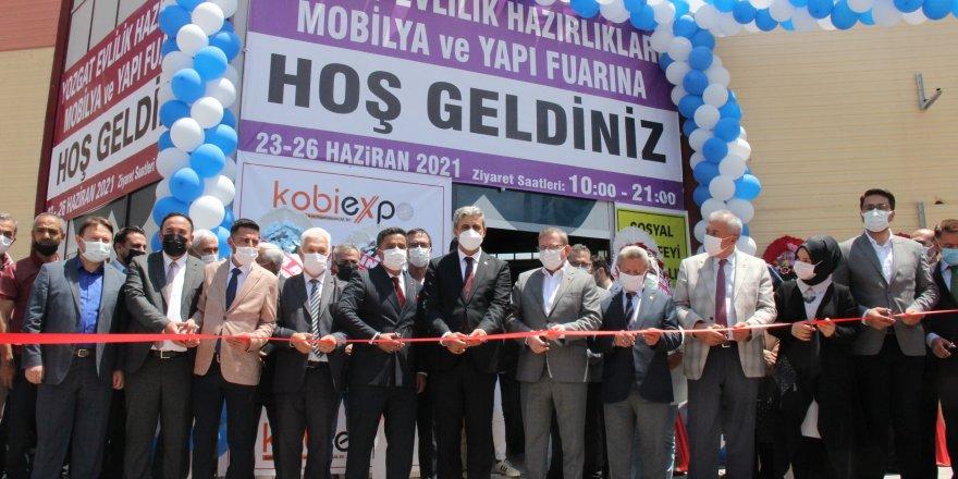 Yozgat'ta bir ilk! Evlilik fuarı törenle açıldı