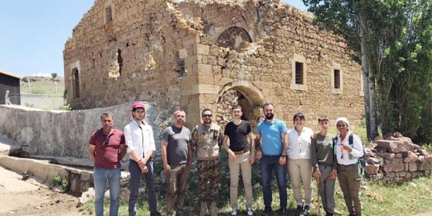 Tarihi kilise için ilk adım atıldı