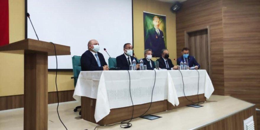 Ak Parti Yozgat Milletvekili Bozdağ sorunları dinledi