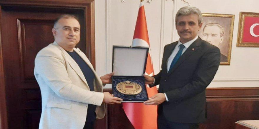 LİVDER Genel Başkanı Erkan Doğan Yozgat'ta