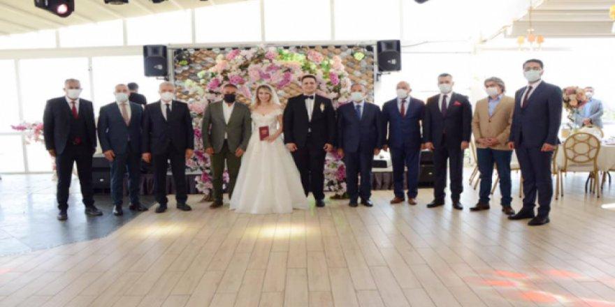 Bekir Bozdağ nikah şahidi oldu