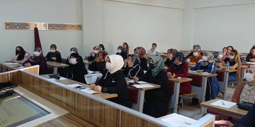 KADEM Yozgat İl Temsilciliği'nden kadınlara kurs