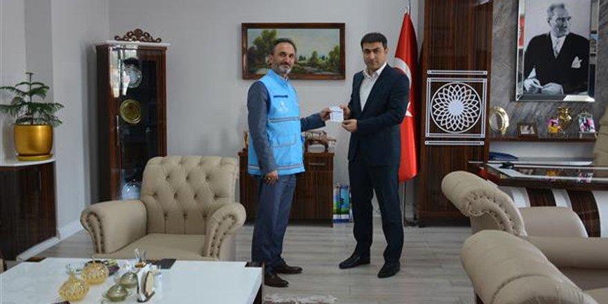Yozgat Cumhuriyet Başsavcısı Uçak'tan TDV'ye Kurban Bağışı