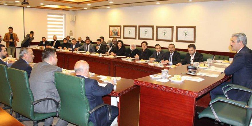Yozgat Belediye Meclisi'nden o isimin ihraç edilmesine onay çıkmadı
