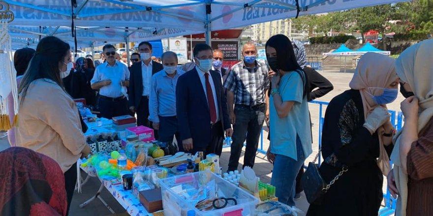 Milletvekili Başer'den Yiğitalp'e destek! Yozgatlılara önemli çağrı