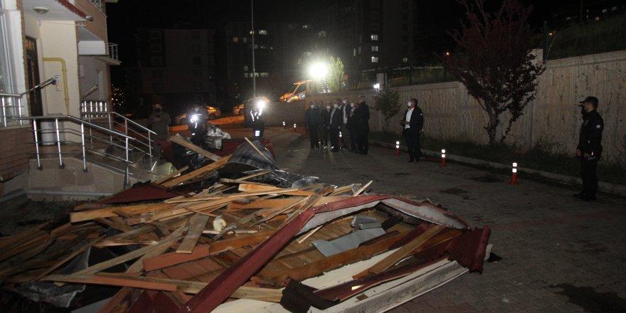 Yozgat'ta felaketin eşinden dönüldü! Vali Polat ve Başkan Köse olay yerinde