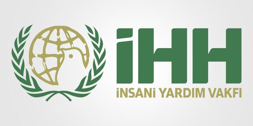İHH Yozgat'tan çok sert tepki