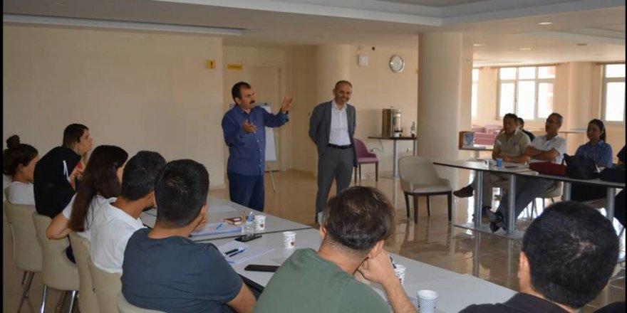 Yozgat Bozok Üniversitesi'nden proje eğitimine destek
