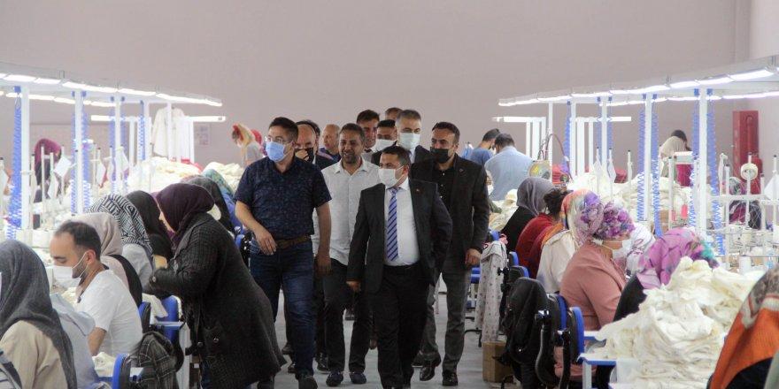Akdağmadeni Belediye Başkanı Yalçın'dan ilk ziyaret