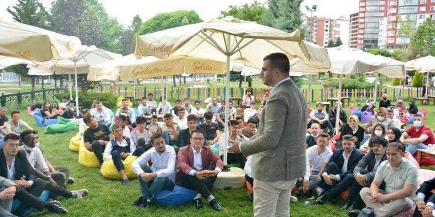 Yozgat'ta AK Parti'den Gençlik buluşması