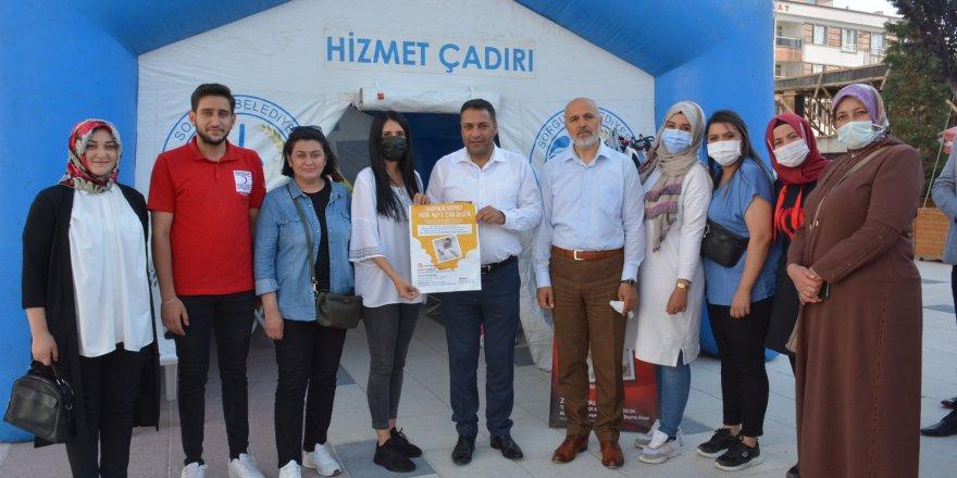 Sorgun Belediye Başkanı Ekinci Yiğitalp'e Nefes Oldu