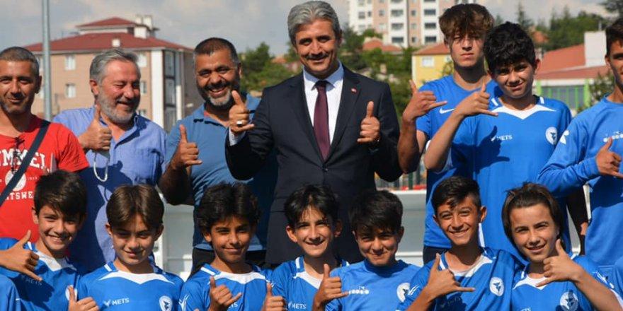 Yozgat Belediye Başkanı Köse: Göğsümüzü kabartacaklar
