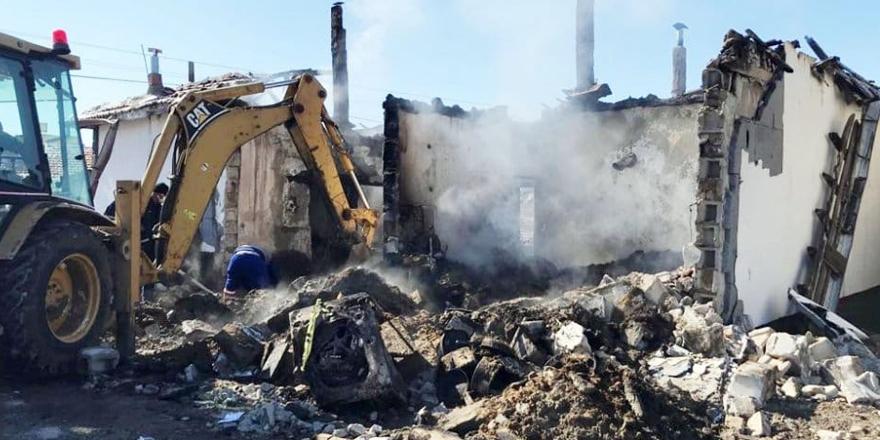 Yozgat güne kara haberle uyandı! Patlama sonucu 2 kişi hayatını kaybetti