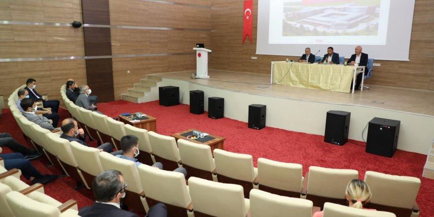 Bozok Üniversitesi'nde Veteriner Fakültesi masaya yatırıldı