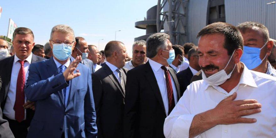 Kayseri Pancar Ekicileri Kooperatifi Başkanı Hüseyin Akay yeniden seçildi